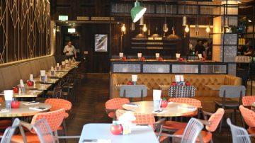 Restoran ve Kafeler