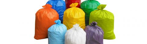 Endüstriyel Çöp Poşetleri